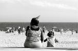 Coney Island Beach & Boardwalk, Brooklyn, New York