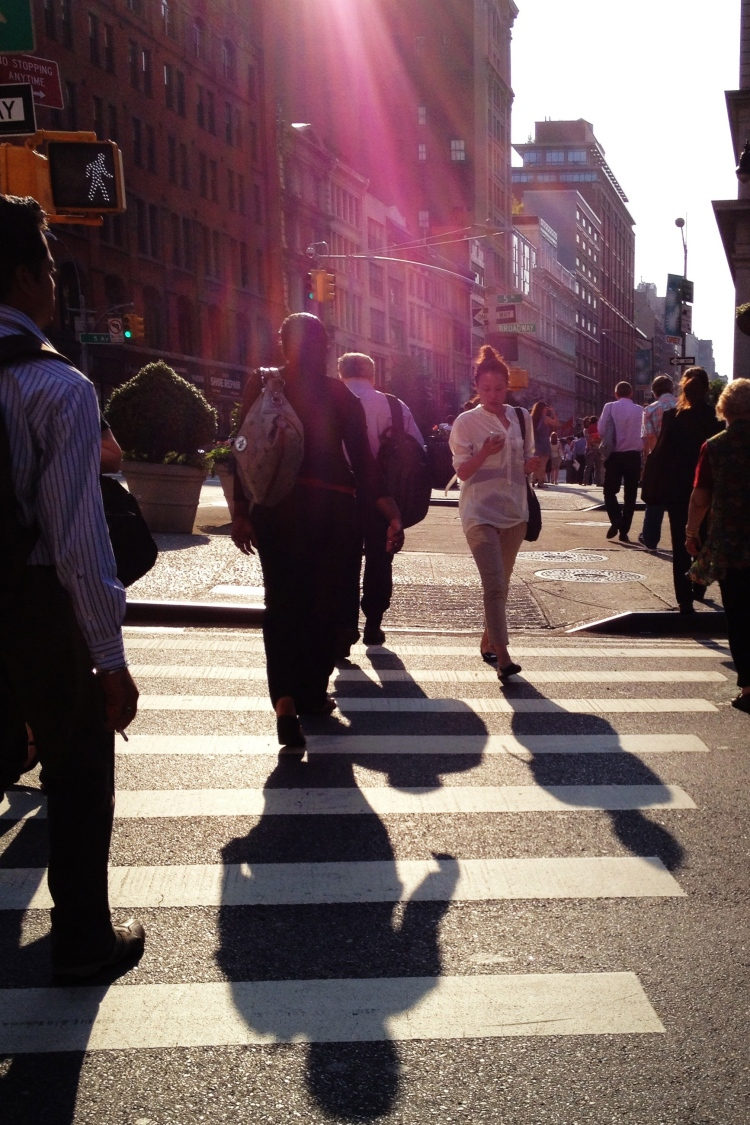 (Flatiron District, New York. Photo: Amy Feldtmann)