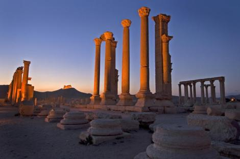 Qala't ibn Maan (Photo: Patrick Horton Lonely Planet Photographer)