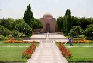 Gardens of The Sultan Qaboos Grand Mosque