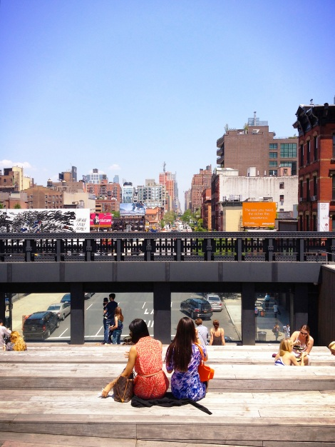High Line -- Amy Feldtmann