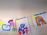 Kindergarten gallery.