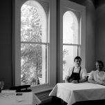 Chefs, owners: Thomas Woods and Hayden McFarland.