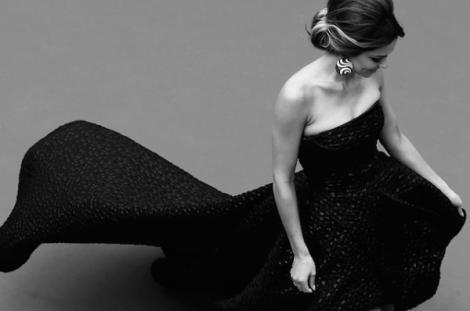 Cheryl Cole Cannes 2014 Loic Venance AFP