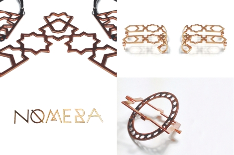 Nomera Ajmal Jewellery design Hong Kong