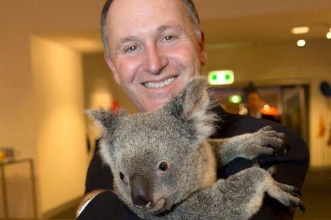 New Zealand Prime Minister Key (Andrew Taylor/G20 Australia)