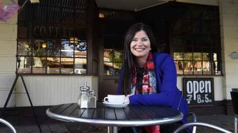 Nationals candidate Sonia Smith sees herself as revitalising the Nationals. (Photo: Justin Whitelock/The Age)