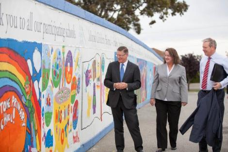 $177M for Monash Children's Emergency Department under re-elected Vic Coalition (Via Mary Wooldridge MP Twitter)