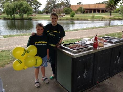 Come along to Immigration Park in Morwell for a free sausage sizzle  (Via Russell Northe Twitter)