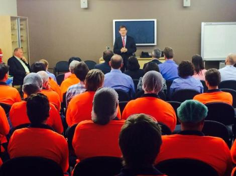 VicCoalition supports $14.2mil upgrade of Unilever's Tatura manufacturing w Greg Barr Nats (Via Peter Ryan Twitter)