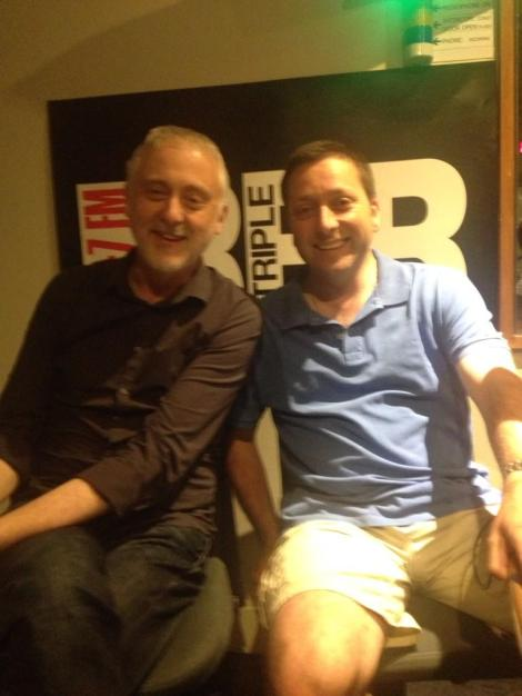 On 3RRRFM Party Show with Gavin Jennings (Vic Matthew Guy Twitter)