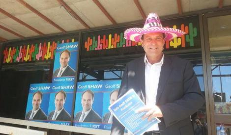 Do you need to party?  Visit The Age state election blog (Via Lucy Battersby Twitter)
