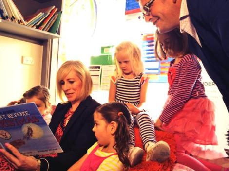 This is labor investing in our children's education because they're worth it.  (Via Catherine Andrews Twitter)