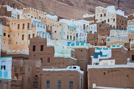 Yemen: wadi doan-Hadramawt