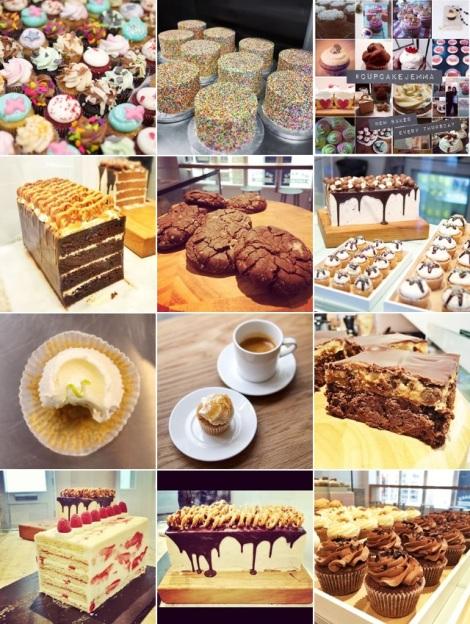 Via Crumbs & Doilies Cupcakes Instagram