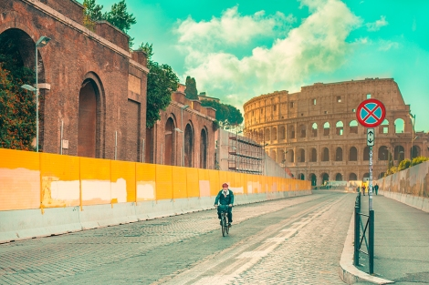 'Col', Rome, Italy (Photograph by Ben Thomas ©)