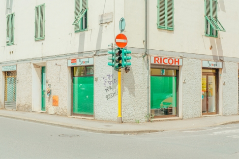 'Rico', Florence, Italy (Photograph by Ben Thomas ©)