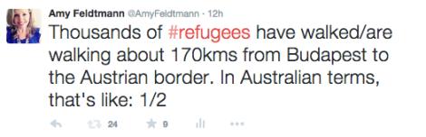 170km refugees