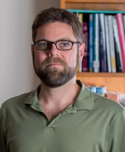 Scott Bridges, Managing Director of the Australia-Middle East Journalism Exchange (Photograph by Travis Longmore)