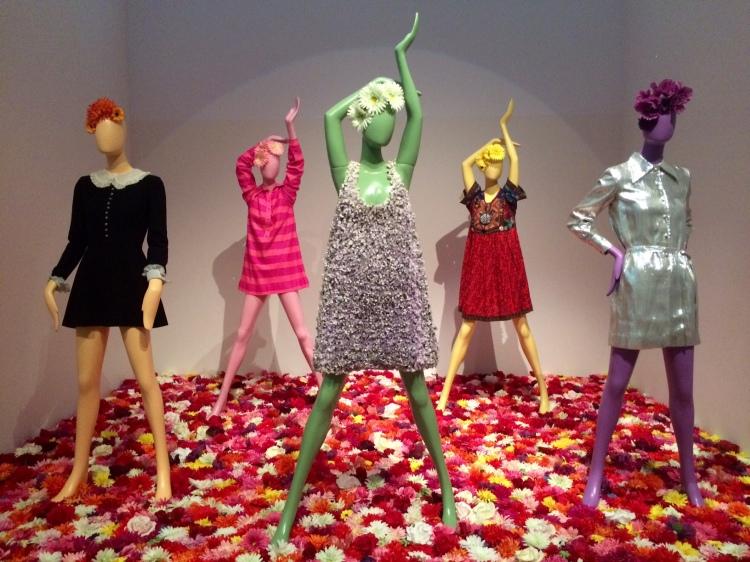 The short-dress 60s