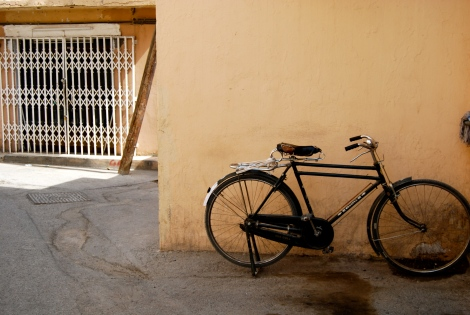 Nizwa bicycle, Oman