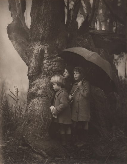 Passing Storm (1916). By Harold Cazneaux.