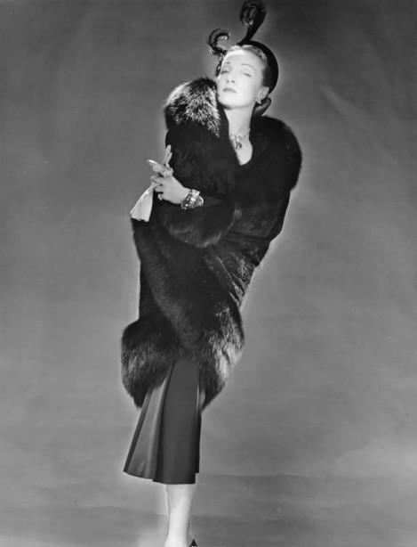 Marlene Dietrich. By Erwin Blumenfeld.