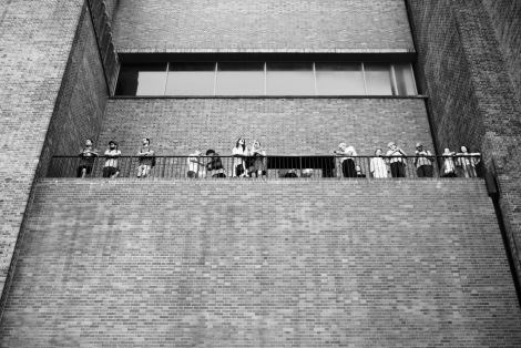 Tate Modern, London (August 2016). By Amy Feldtmann