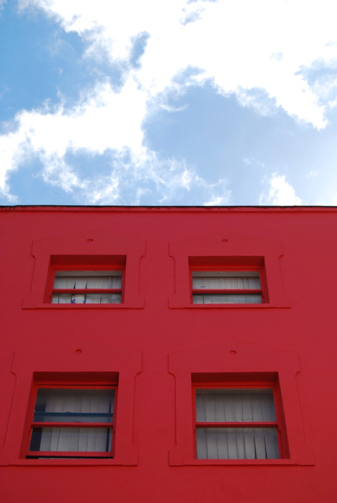 Cork windows (August 2016). By Amy Feldtmann.