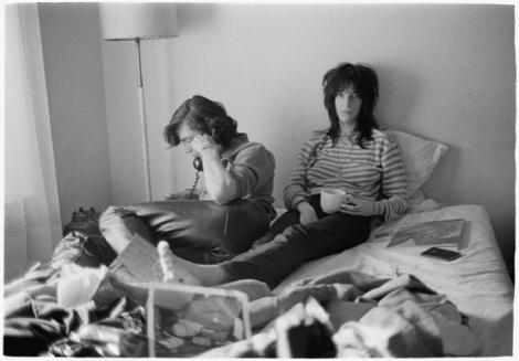 Patti and Robert by Judy Linn