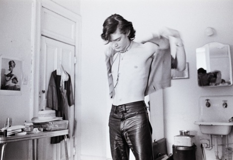 Robert Mapplethorpe, Chelsea Hotel by Judy Linn