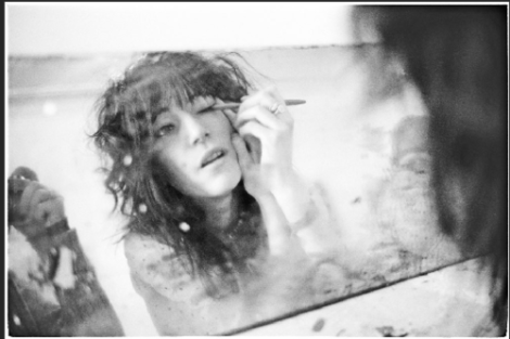 Patti Smith by Judy Linn