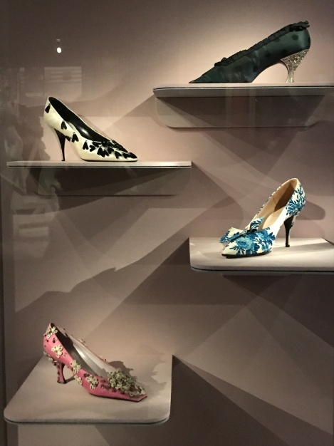 Christian Dior fashion dresses shoes