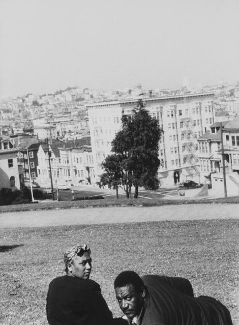 'San Francisco', 1956. Photograph by Robert Frank.
